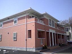 神奈川県横浜市瀬谷区本郷2丁目の賃貸アパートの外観