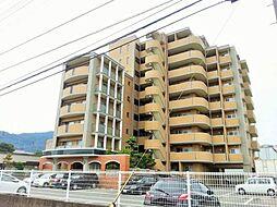 福岡県福岡市早良区重留1丁目の賃貸マンションの外観