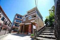 大阪府枚方市大垣内町1丁目の賃貸アパートの外観