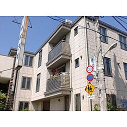 東京都大田区大森中1丁目の賃貸マンションの外観