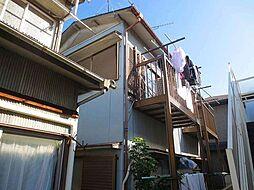 [テラスハウス] 神奈川県横浜市神奈川区西大口 の賃貸【/】の外観