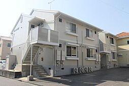 愛知県岡崎市竜美南1丁目の賃貸アパートの外観