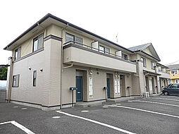 [テラスハウス] 東京都東大和市奈良橋6丁目 の賃貸【/】の外観
