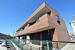 大阪府堺市美原区真福寺の賃貸マンションの外観