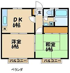調布駅 6.7万円