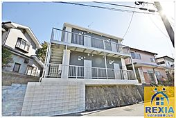 千葉県千葉市中央区矢作町の賃貸アパートの外観