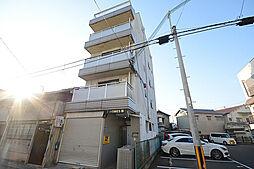 大阪府堺市堺区賑町4丁の賃貸マンションの外観