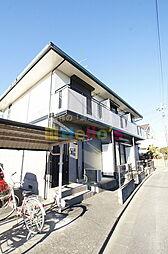 [テラスハウス] 東京都羽村市羽加美3丁目 の賃貸【/】の外観