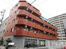 ラルーチェ新長田[5階]の外観