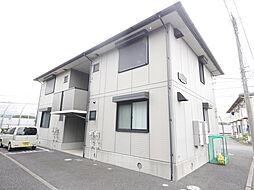 神奈川県大和市桜森2丁目の賃貸アパートの外観