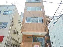 神奈川県横浜市南区西中町1丁目の賃貸マンションの外観