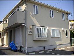 [テラスハウス] 福岡県福岡市東区筥松4丁目 の賃貸【/】の外観