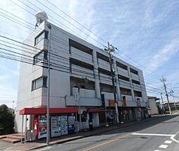 埼玉県東松山市松葉町1丁目の賃貸マンションの外観