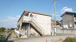光山コーポ A[102号室]の外観