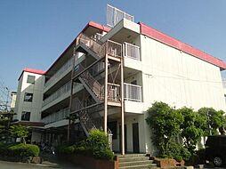 ハイツサンヒル[3階]の外観