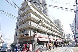 神奈川県相模原市南区南台5丁目の賃貸マンションの外観