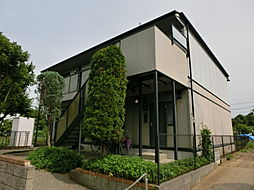 千葉県市原市椎津の賃貸アパートの外観