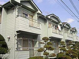 千葉県松戸市仲井町2丁目の賃貸アパートの外観