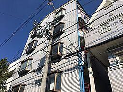 キューブ西加賀屋[2階]の外観