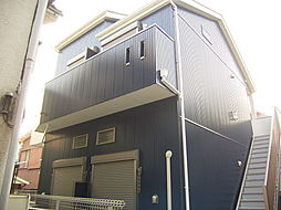 神奈川県横浜市西区久保町の賃貸アパートの外観