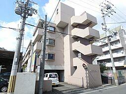 大阪府豊中市穂積2丁目の賃貸マンションの外観