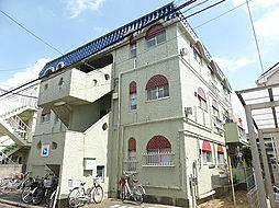 IVYマンション[2階]の外観