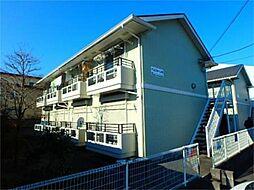 ベルフォーレA[2階]の外観