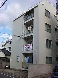 城西アパート[101号室]の外観