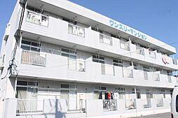 愛知県岡崎市橋目町字御小屋西の賃貸マンションの外観