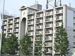 大阪府吹田市春日4丁目の賃貸マンションの外観