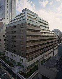 グランド・ガーラ三田[4階]の外観