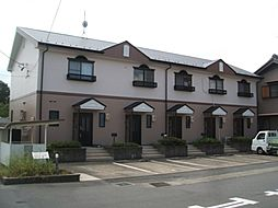 愛知県一宮市奥町の賃貸アパートの外観