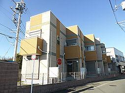 コンフォートベルハウスA[2階]の外観