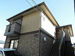 千葉県柏市千代田3の賃貸アパートの外観