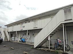 神奈川県横浜市磯子区栗木2丁目の賃貸アパートの外観