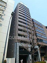 大阪府大阪市中央区常盤町1丁目の賃貸マンションの外観
