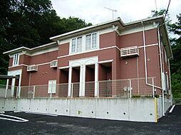 栃木県鹿沼市村井町の賃貸アパートの外観