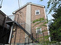 ハーミットクラブハウスヒルズ戸塚C[2階]の外観