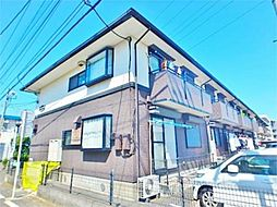 神奈川県相模原市中央区淵野辺本町4丁目の賃貸アパートの外観