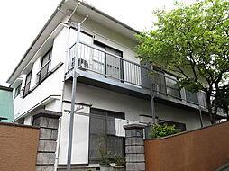 小原アパート[2階]の外観