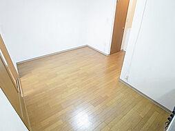林マンションの洋室