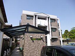 ベルクオーレ上池田[1階]の外観
