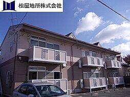 グリーン新桜[2階]の外観