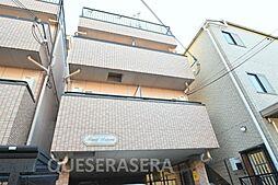 大阪府吹田市千里山東1の賃貸マンションの外観