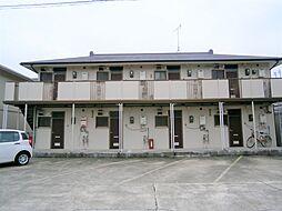 エレガンスハイツ金子 A棟[2階]の外観