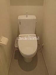 エムズステート鶴見のトイレ