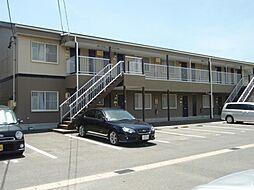 愛知県豊橋市大岩町の賃貸アパートの外観
