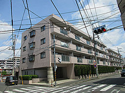 ハピネス飯田1号館[3階]の外観