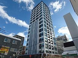 北海道札幌市中央区南三条東3丁目の賃貸マンションの外観