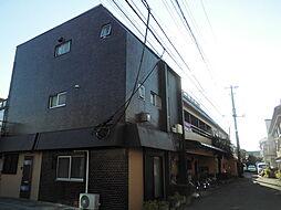 千葉県柏市かやの町の賃貸マンションの外観